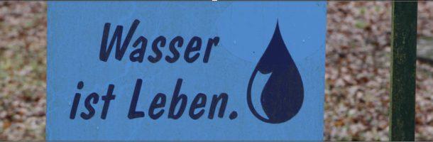 Der Konflikt zwischen Trinkwasser und Windkraft auf der Haiderbach